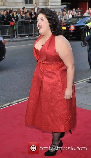Ruth Jones  GQ Men of the Year Awards held at the Royal Opera House - Arrivals London, England -...