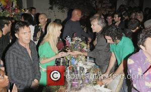 Tara Reid Hale Bob hosts a Summer of Love Event celebrating the hottest season's clothing collection and the birthday bash...