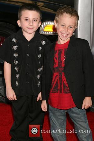 Atticus Shaffer & Jae Head 'Hancock' Los Angeles Premiere - Arrivals held at the Grauman's Chinese Theatre Hollywood, California -...