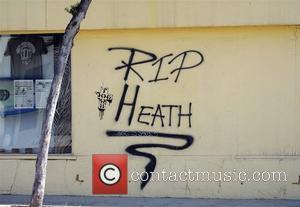 Skateboarders Of Venice and Heath Ledger