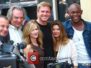 Holly Hunter, Laura San Giacomo and Bokeem Woodbine Holly Hunter is honored with a star on the Hollywood Walk of...