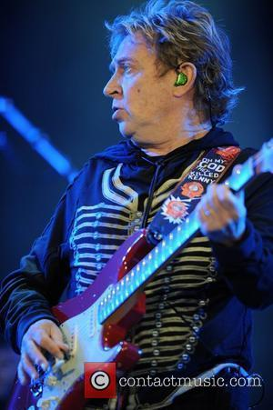 The Police Star Andy Summers Is A Jazz Great In China