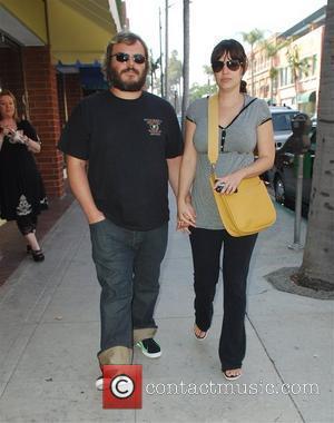 Jack Black and Pregnant Wife Tanya Haden