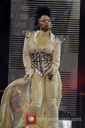 Janet Jackson Dumps Record Label