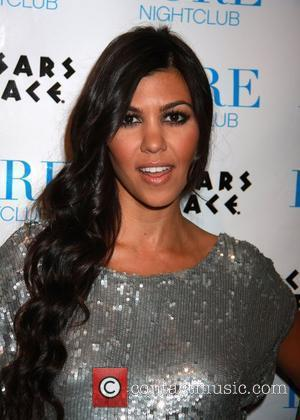 Kourtney Kardashian 'Keeping Up With The Kittens' at Pure Nightclub in Caesars Palace Hotel and Casino - Arrivals Las Vegas,...