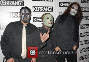 Slipknot Kerrang! Awards 2008 at the Brewery - Arrivals London, England - 21.08.08