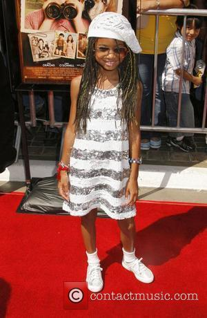 Willow Smith Los Angeles premiere of 'Kit Kittredge: An American Girl' at the Grove Los Angeles, California - 14.06.08