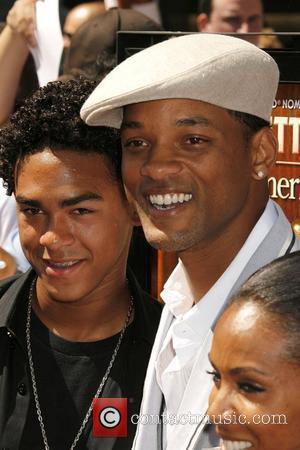 Will Smith and Willard Smith Iii