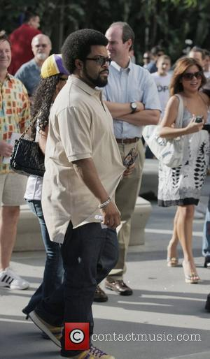 Ice Cube Set For Kotter Movie