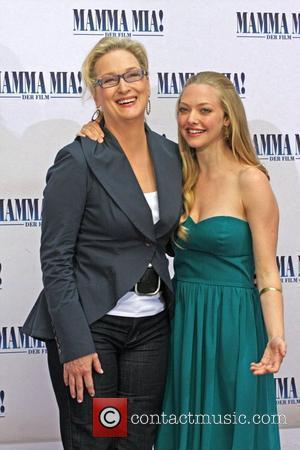 Streep Denies Madonna Feud