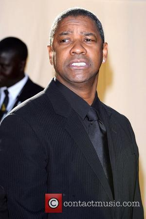 Denzel Washington Nelson Mandela birthday dinner held in Hyde Park - Arrivals London, England - 25.06.08