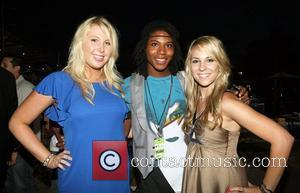 Alex, Bjorn and Marissa cast members on MTV's new show 'My Super Sweet 16 Presents: Exiled!'  Los Angeles, California...