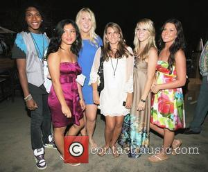 Bjorn, Meleny, Alex, Chelsi, Marissa and Amanda cast members on MTV's new show 'My Super Sweet 16 Presents: Exiled!'...