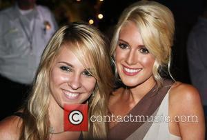 Marissa and Heidi Montag cast member Marissa of MTV's new show 'My Super Sweet 16 Presents: Exiled!'  Los Angeles,...