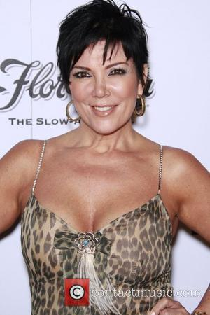 Kris Jenner In Touch VMA Post Party at Chateau Marmont - arrivals Hollywood, California - 07.09.08
