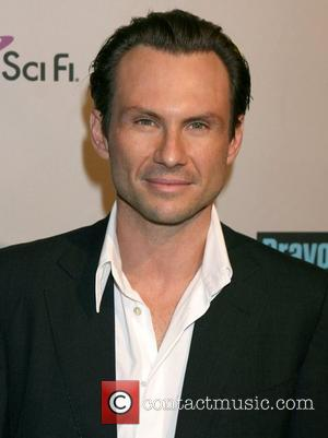 Christian Slater   NBC Universal 2008 Press Tour All-Star Party held at  The Beverly Hilton Hotel  Beverly...