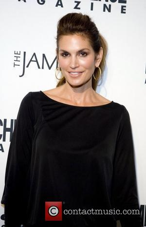 Cindy Crawford Red Carpet Arrivals for the Niche Media Michigan Avenue Launch Party hosted by Cindy Crawford at The James...
