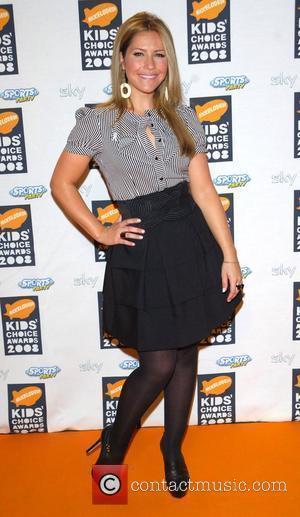 Heidi Range Nickelodeon Kids' Choice Awards UK 2008 at ExCeL  London, England - 13.09.08