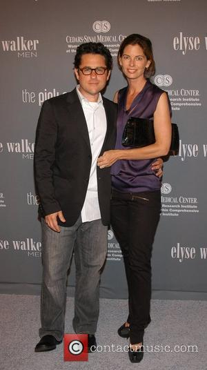 Jj Abrams and Katie Mcgrath