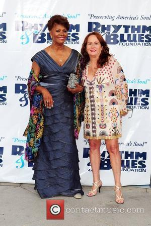Dionne Warwick and Teena Marie The Rhythm & Blues Foundation's 20th Anniversary Pioneer Awards Gala held at the Kimmel Center...