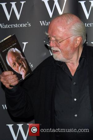 Lord Richard Attenborough's Wife Suffering From Dementia