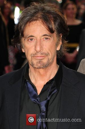 Pacino Offers Acting Tips After Collecting Career Honour