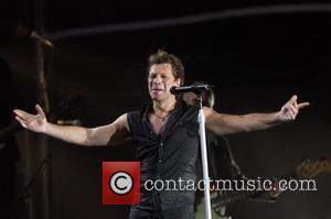 Bon Jovi  performing live at Rock in Rio Lisboa 2008  Lisbon, Portugal - 31.05.08