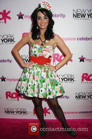 Katy Perry Grand opening of Rok Vegas in the New York New York Hotel and Casino Las Vegas, Nevada -...