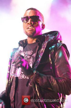 Kanye's On Stage Tantrum