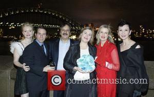 Essie Davis, Scott Foundas, Majid Majidi, Laura Hastings-smith, Gillian Armstrong and Nansun Shi