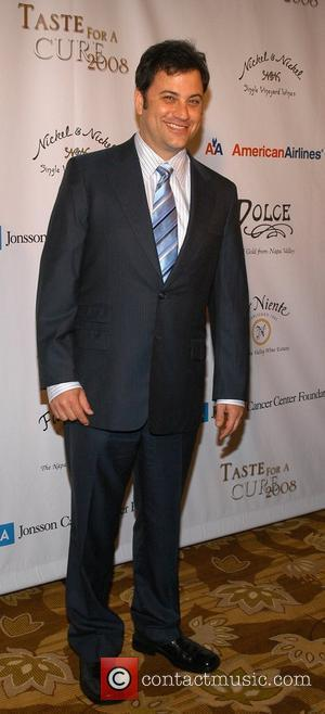 Kimmel Sidekick Serves Up Emmy Tequilas