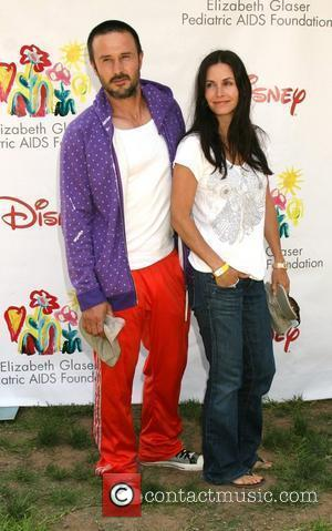 Courteney Cox and David Arquette Time for Heroes celebrity carnival to benefit The Elizabeth Glaser Pediatic Aids Foundation. Los Angeles,...