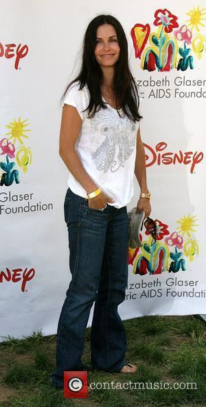 Courteney Cox Time for Heroes celebrity carnival to benefit The Elizabeth Glaser Pediatic Aids Foundation. Los Angeles, California - 06....