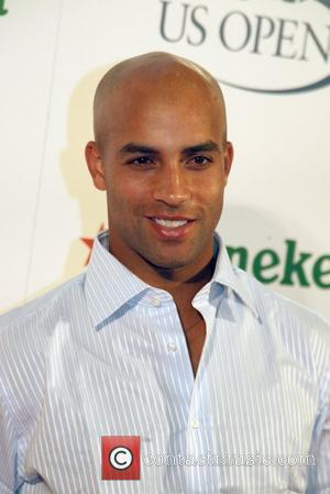 James Blake 2008 US Open official player party hosted by the USTA and Heineken at the Empire Hotel Rooftop Los...