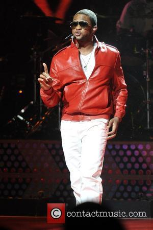 Usher performs live in concert at the Apollo Theater in Harlem New York City, USA - 06.06.08