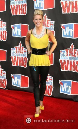 Carrie Keegan VH1 Host  2008 VH1 Rock Honors honoring The Who at UCLA's Pauley Pavilion - Arrivals Los Angeles,...