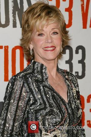 Fonda Startled By 'Matronly' Photos