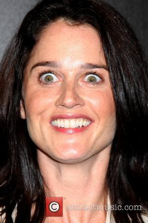 Robin Tunney arriving at the TV Guide Magazine Sexiest Stars Party at the Sunset Towers Hotel in  West Hollywood,...