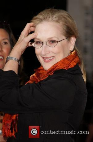 Meryl Streep AFI Opening Night Screening of 'Doubt' - held at the ArcLight Cinerama Dome Theatre in Hollywood.- Arrivals Los...