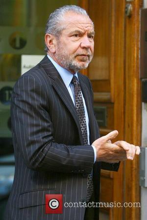 Sir Alan: Make Money, Not Love