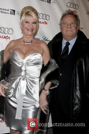 Ivana Trump's Toyboy Marriage Branded 'Fake'