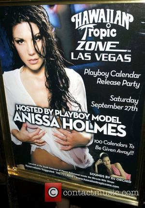Anissa Holmes and Playboy