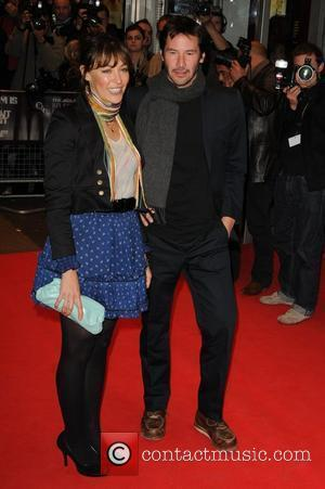 Keanu Reeves The Times BFI London Film Festival: 'Anvil! The story of Anvil' - Arrivals held at Odeon West End...