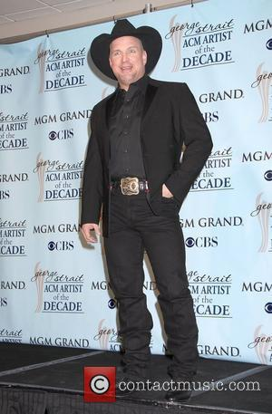 Garth Brooks 'George Strait: Artist of the Decade All Star Concert' held at the MGM Grand Garden Arena Las Vegas,...