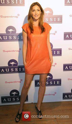 Lisa Snowdon Aussie Day Party at Delfina London, England - 22.01.09
