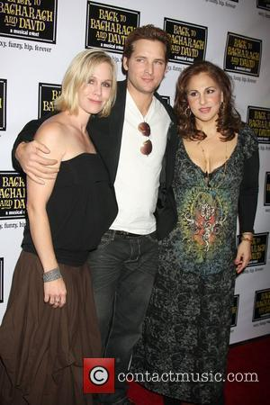 Jennie Garth, Peter Facinelli and Kathy Najimy 'Back to Bacharach and David' opening at the Henry Fonda Theater - Arrivals...