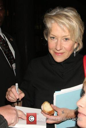 Royal Festival Hall, Helen Mirren, British Academy Television Awards