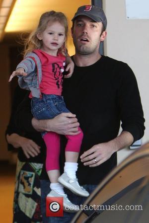 Affleck And Garner Name New Daughter Seraphina