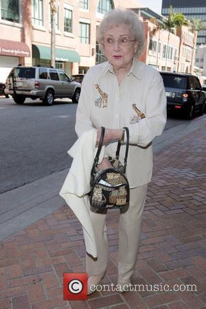 Betty White and Golden Girls
