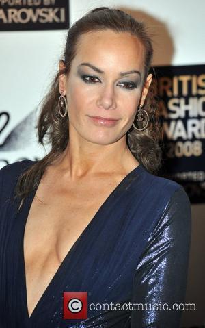 Tara Palmer Tompkinson  British Fashion Awards held at Lawrence Hall  London, England - 25.11.08